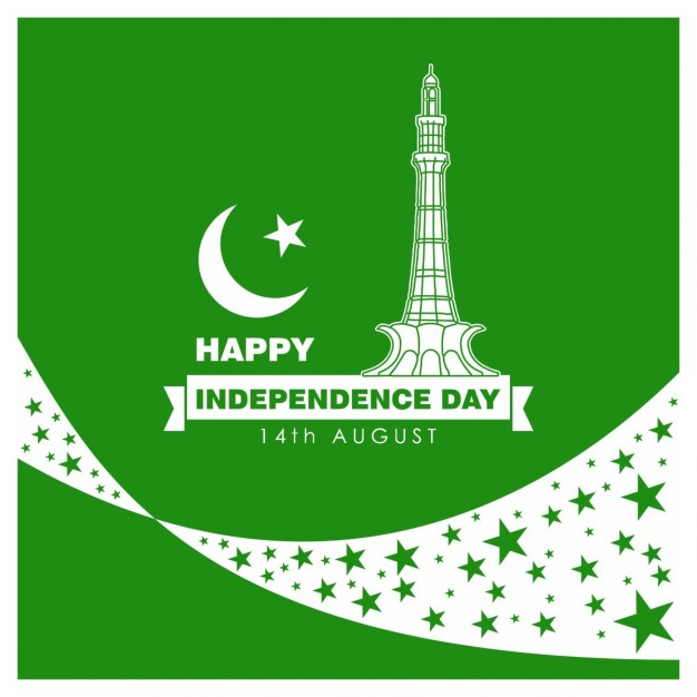 Happy Independence Day Of Pakistan 14th August