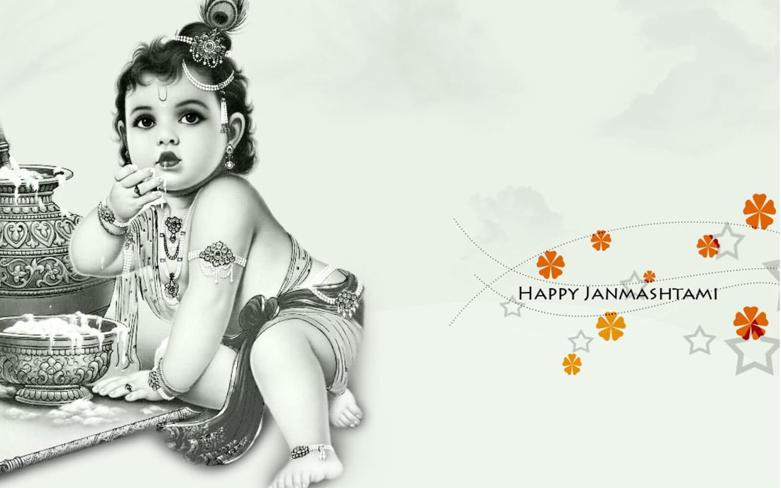 Lord shree bal krishna wallpaper beautiful hd wallpaper - Happy Janmashtami Bal Krishna Wallpaper Happy Janmashtami Beautiful Bal Krishna Picture