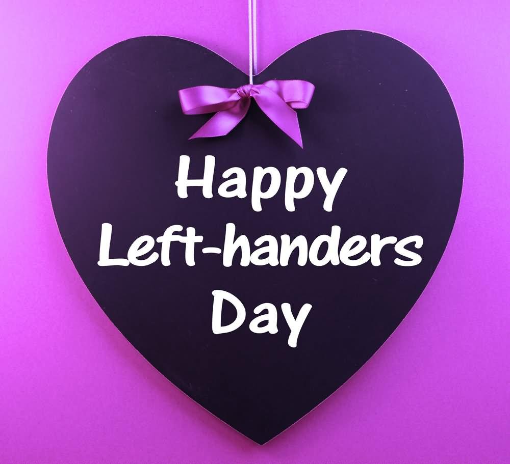 left handers day - photo #1