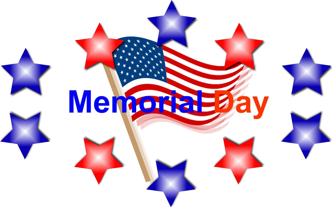 15 memorial day clipart pictures. Black Bedroom Furniture Sets. Home Design Ideas