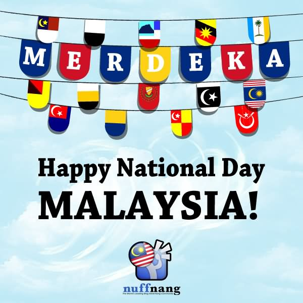 malaysia the national day The 2nd edition brooks national day run also a conjunction with our 61st national day of malaysia flag off 5km fun run: 650 am.
