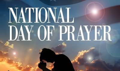 Happy National Day Of Prayer Facebook Cover Photo