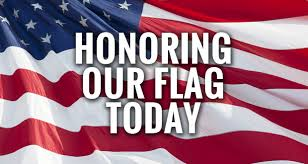 Image result for today is flag day