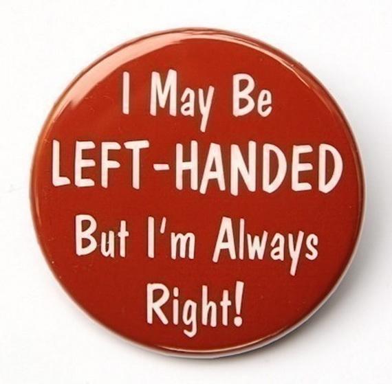 left handers day - photo #5