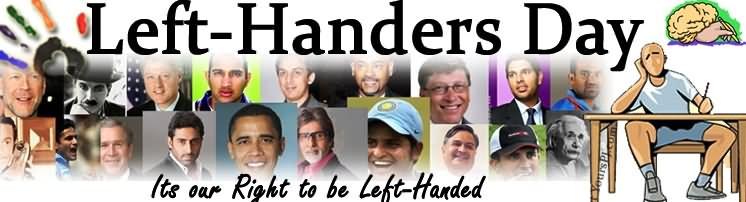 left handers day - photo #8