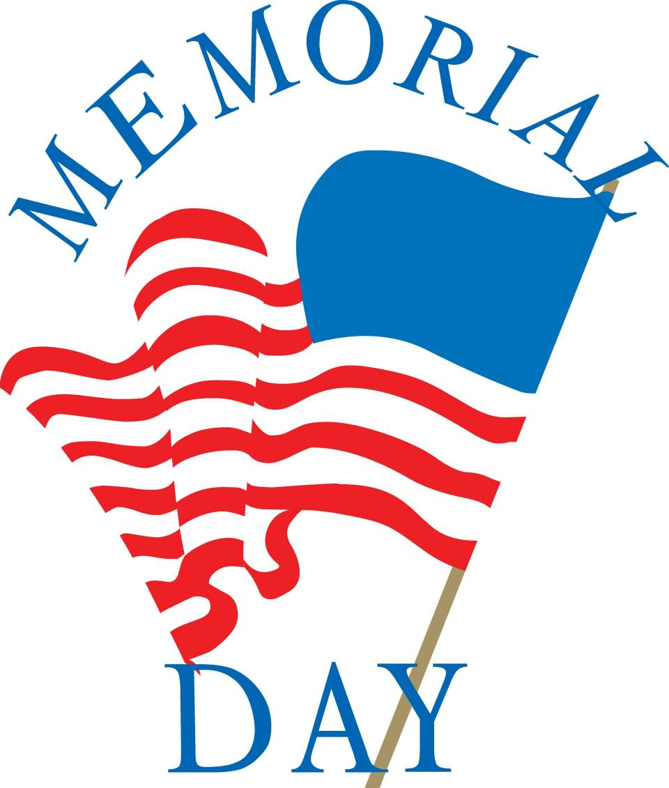 Memorial Day Fireworks Clipart