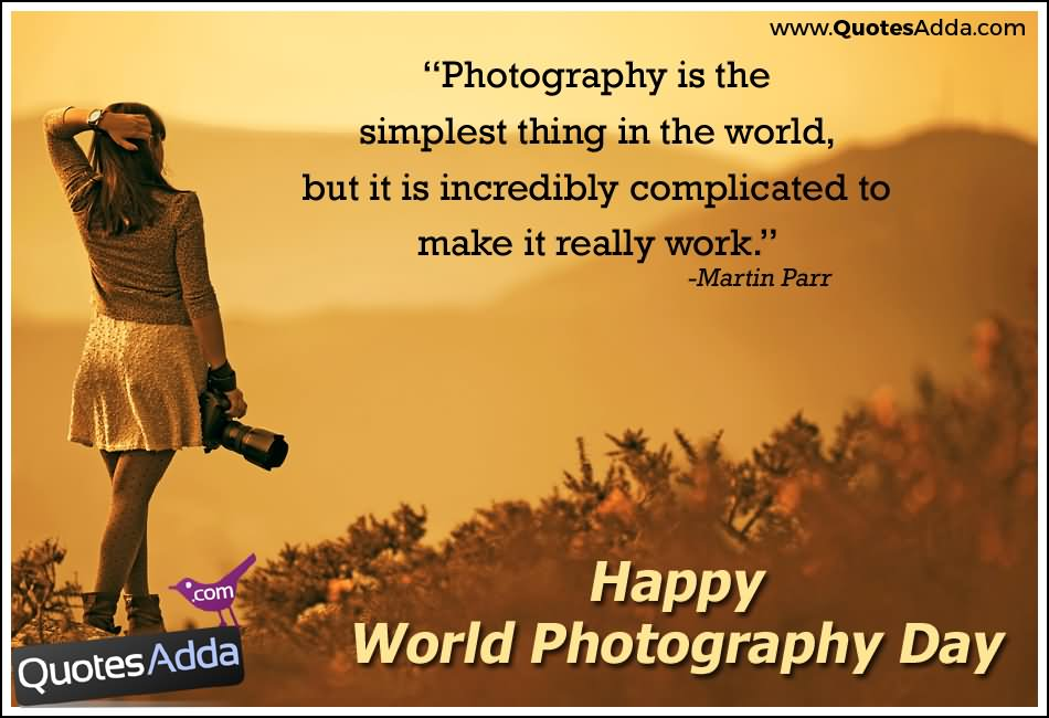 Happy World Music Day Quotes: 50 Most Wonderful World Photography Day Wish Pictures And