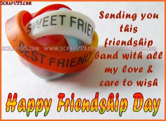 6eab70f1bc8d8 30 Most Elegant Friendship Day Bands Pictures And Images