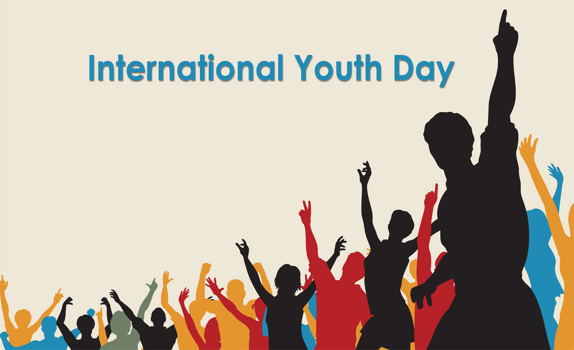 Wish You Happy International Youth Day