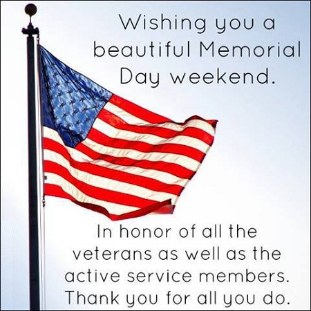50 most beautiful memorial day 2016 wish pictures and images wishing you a beautiful memorial day weekend m4hsunfo