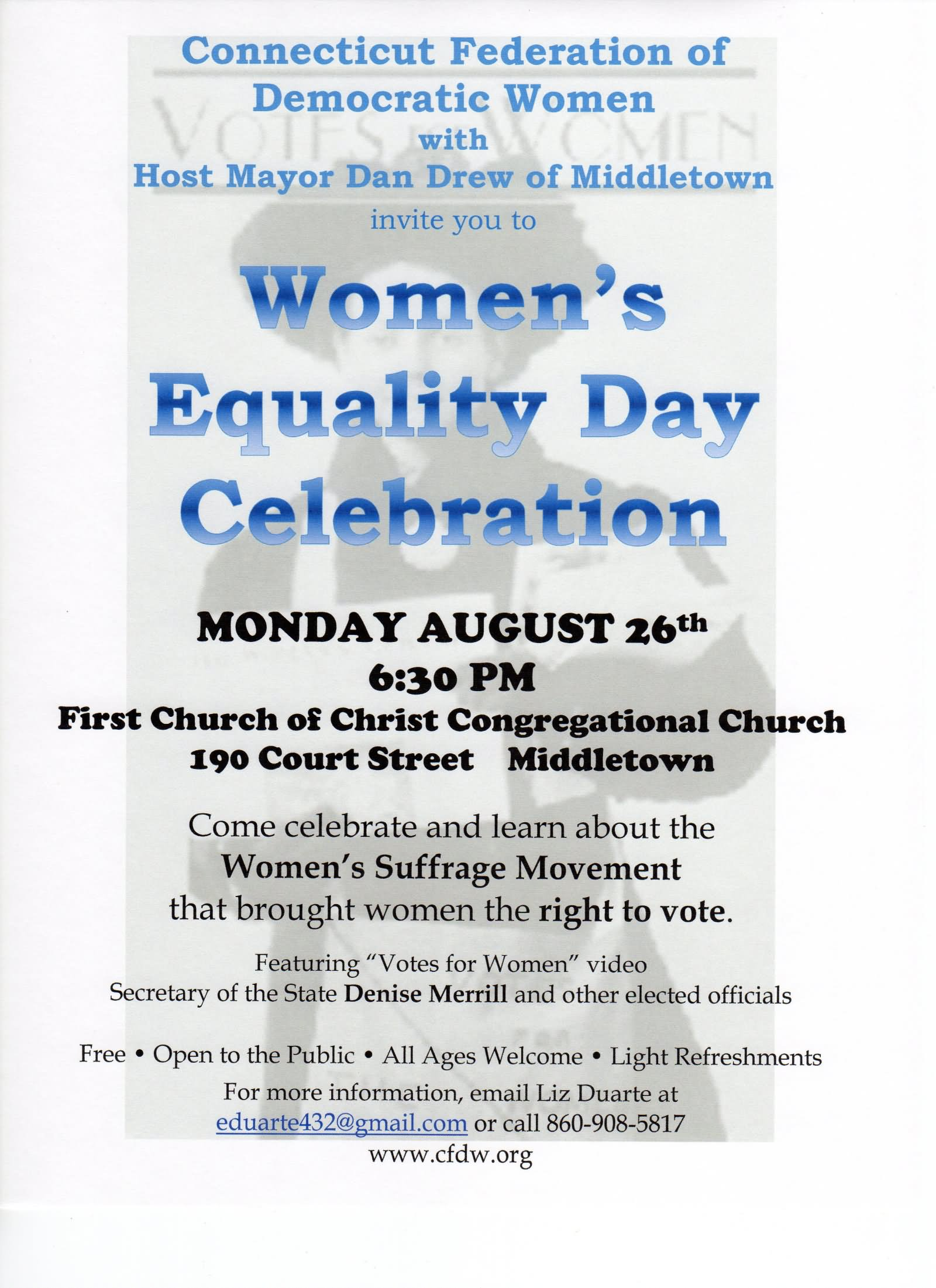 21Wonderful Women's Equality Day 2016 Greeting Pictures ...