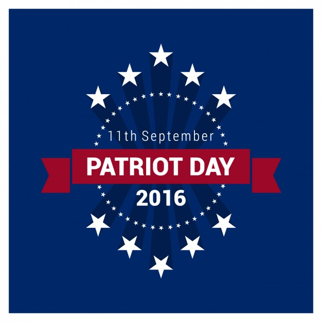 11th September Patriot Day 2016