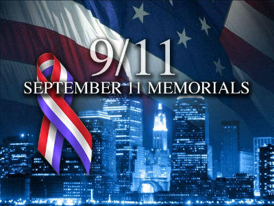9-11 September 11 Memorials Patriot Day