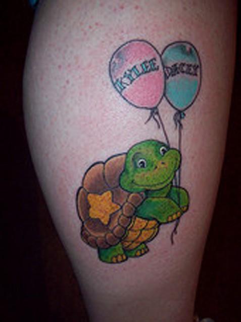 37 baby turtle tattoos. Black Bedroom Furniture Sets. Home Design Ideas