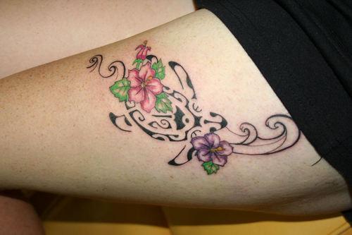 Turtle Tattoos - tattoos-and-art.com