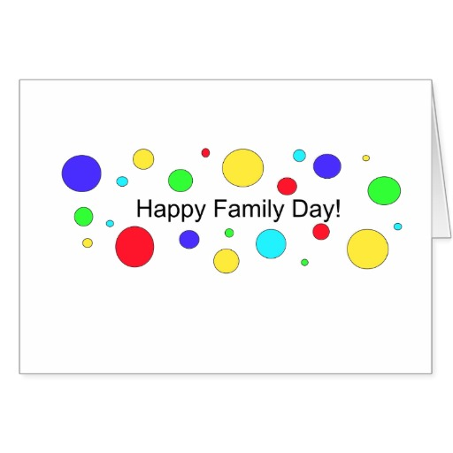 23 happy family day beautiful greeting card pictures happy family day greeting card m4hsunfo