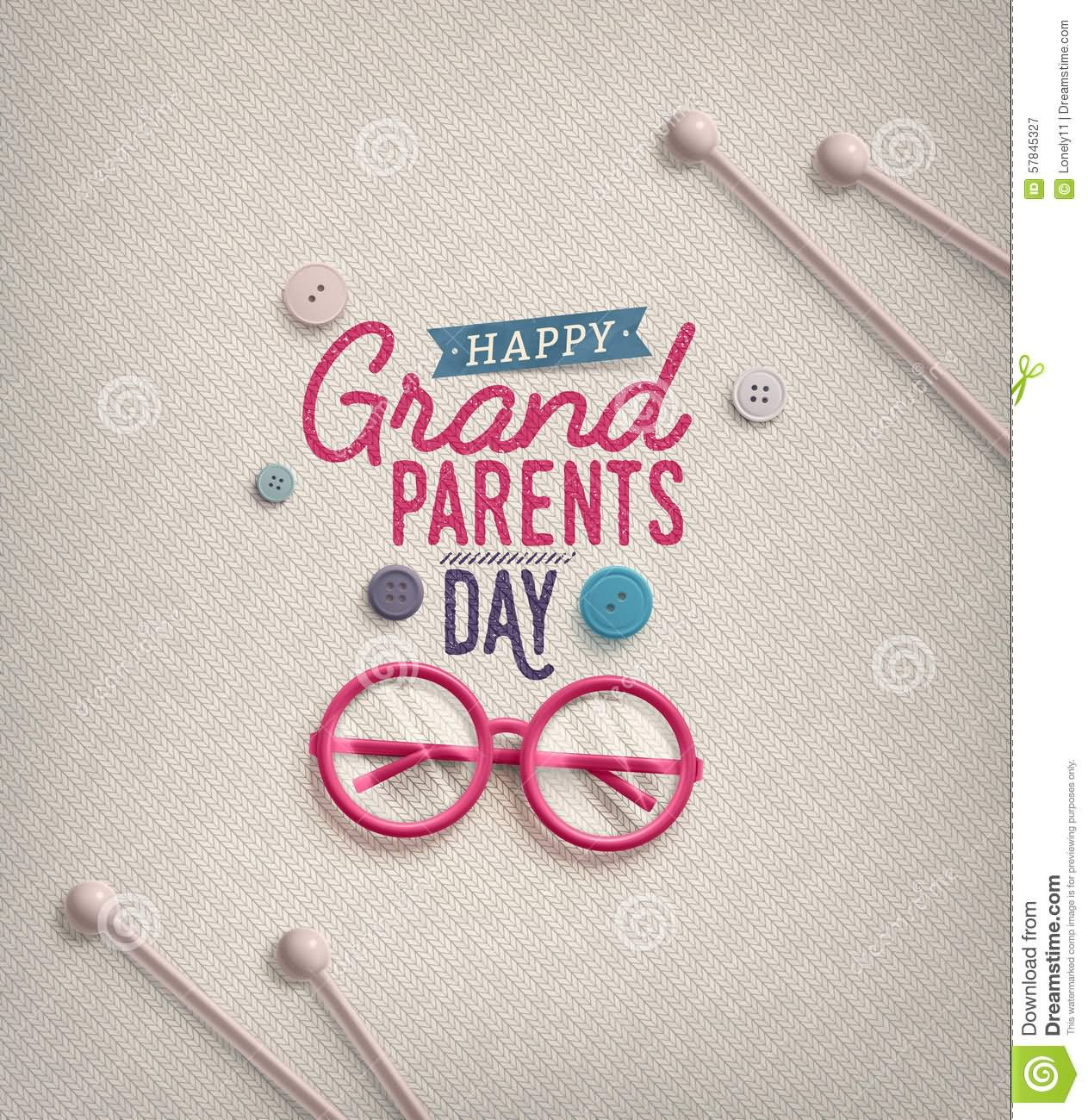 35 Most Beautiful Grandparents Day Greeting Card Images