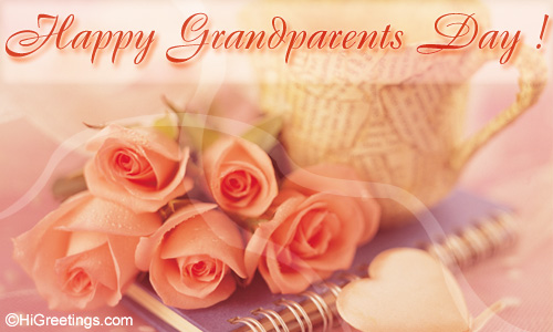 how to make greeting card for grandparents