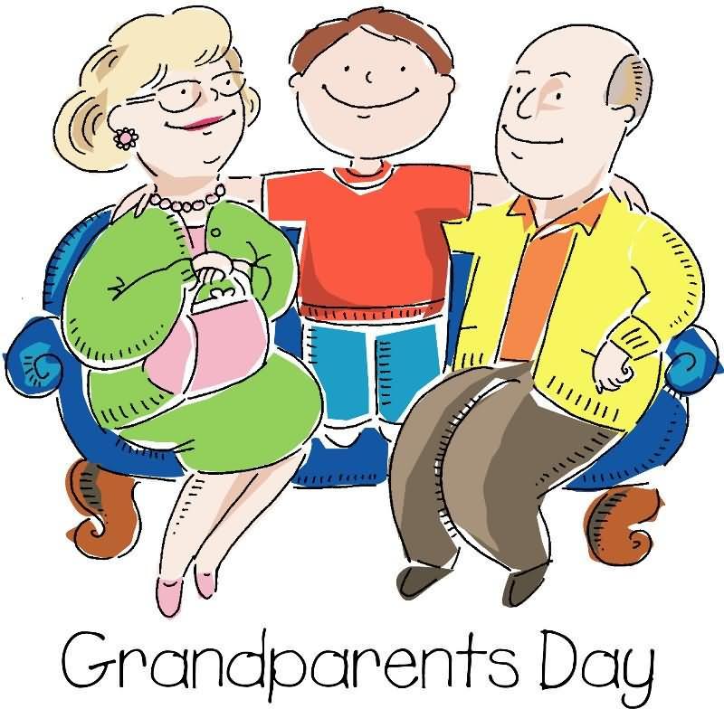 grandparents clipart pictures - photo #31