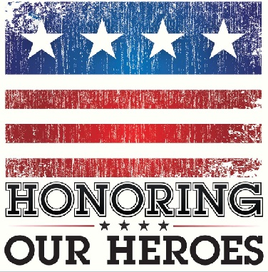 Honoring Our Heroes Patriot Day