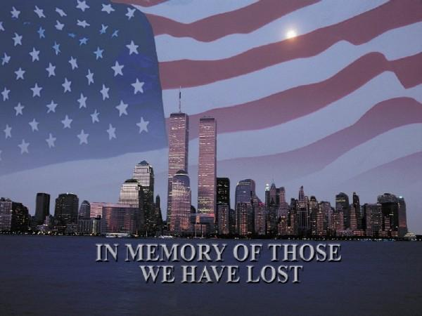 In Memory Of Those We Have Lost Patriot Day