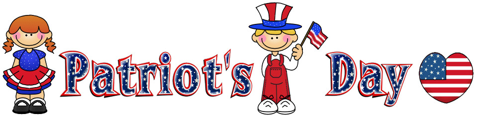 Little Kids Wishing You Patriot Day Header Image