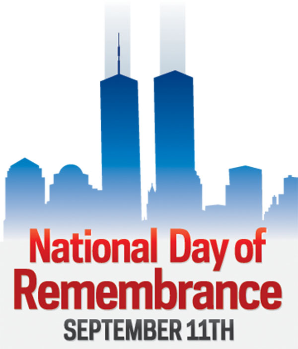 National Day of Remembrance September 11th