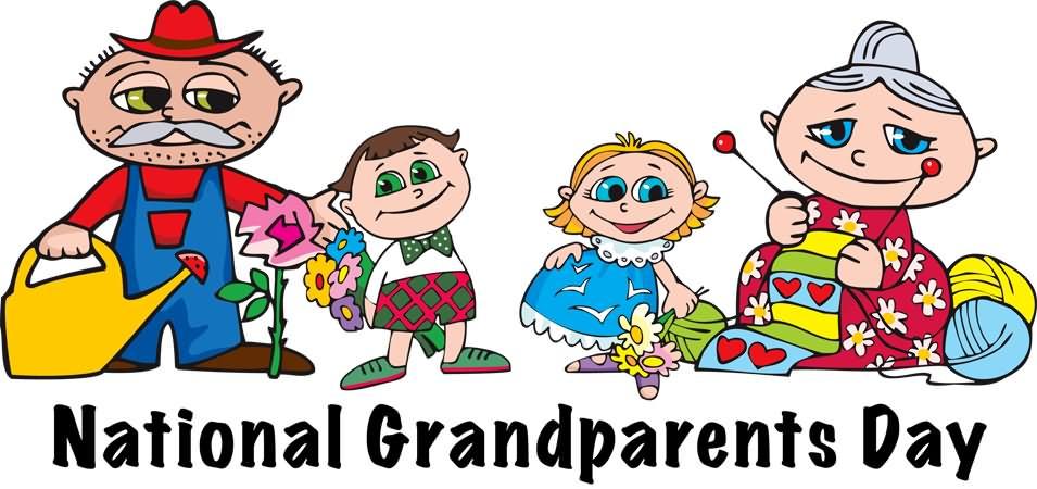 grandparents breakfast clipart - photo #7