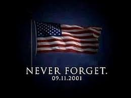 Never Forget 9.11.2001 Patriot Day Picture