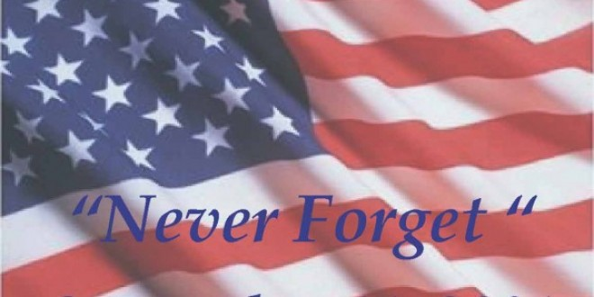 Never Forget Patriot Day Picture For Facebook