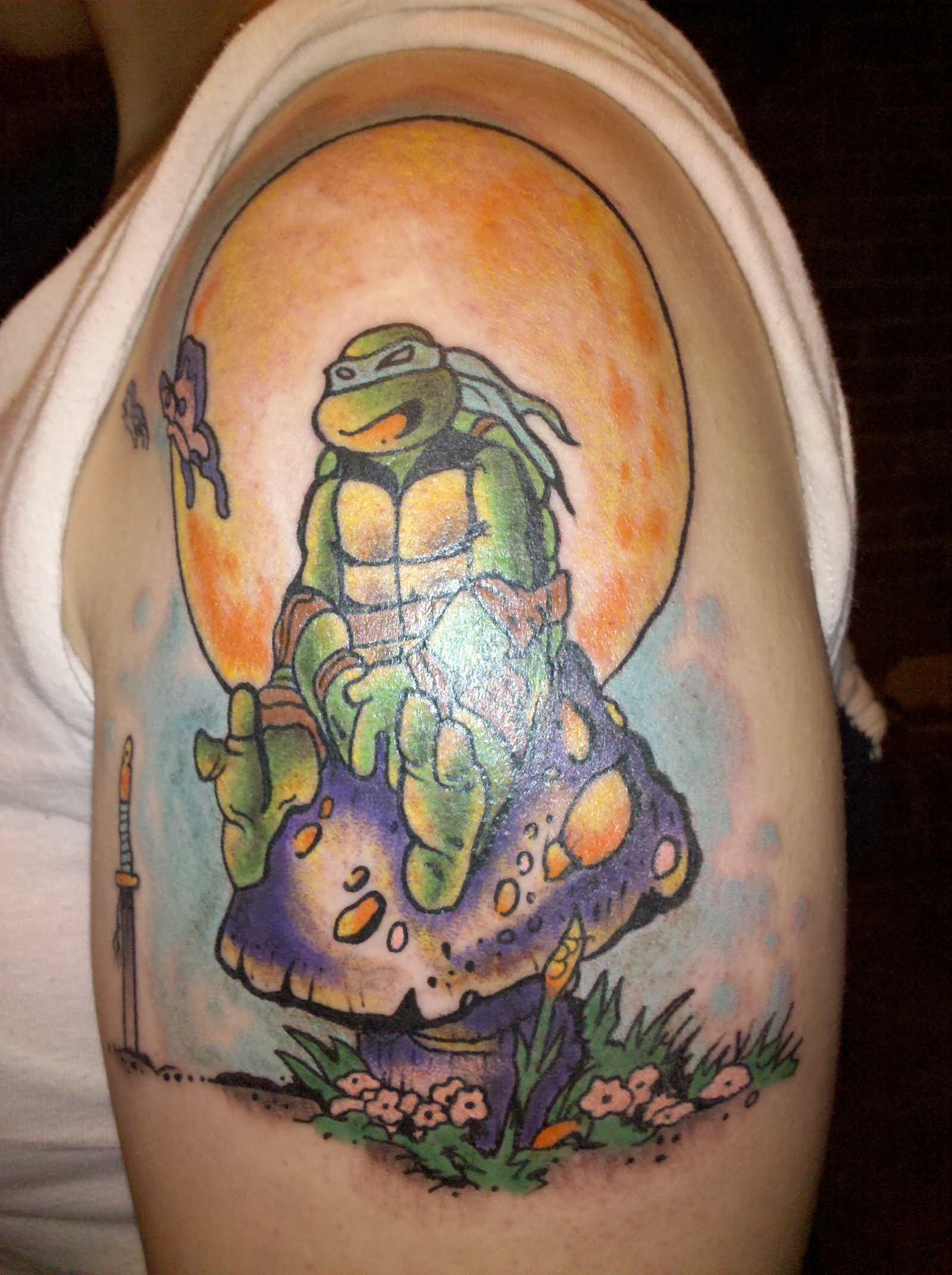 17 Unique Turtle Tattoo Images And Design Ideas