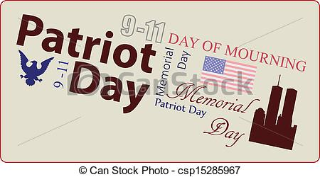 Patriot Day 9-11 Day Of Mourning Memorial Day