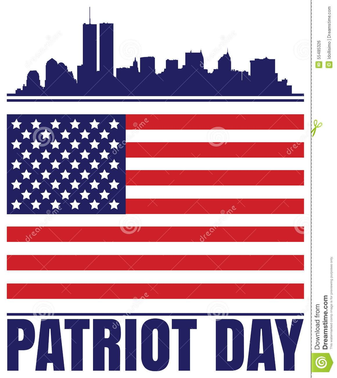 Patriot Day Wishes Image