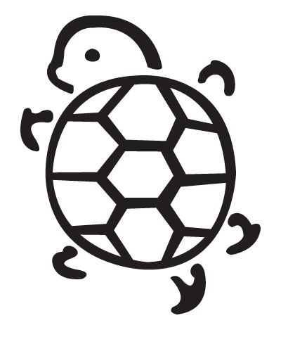 34+ Simple Turtle Tattoos Designs And Pictures