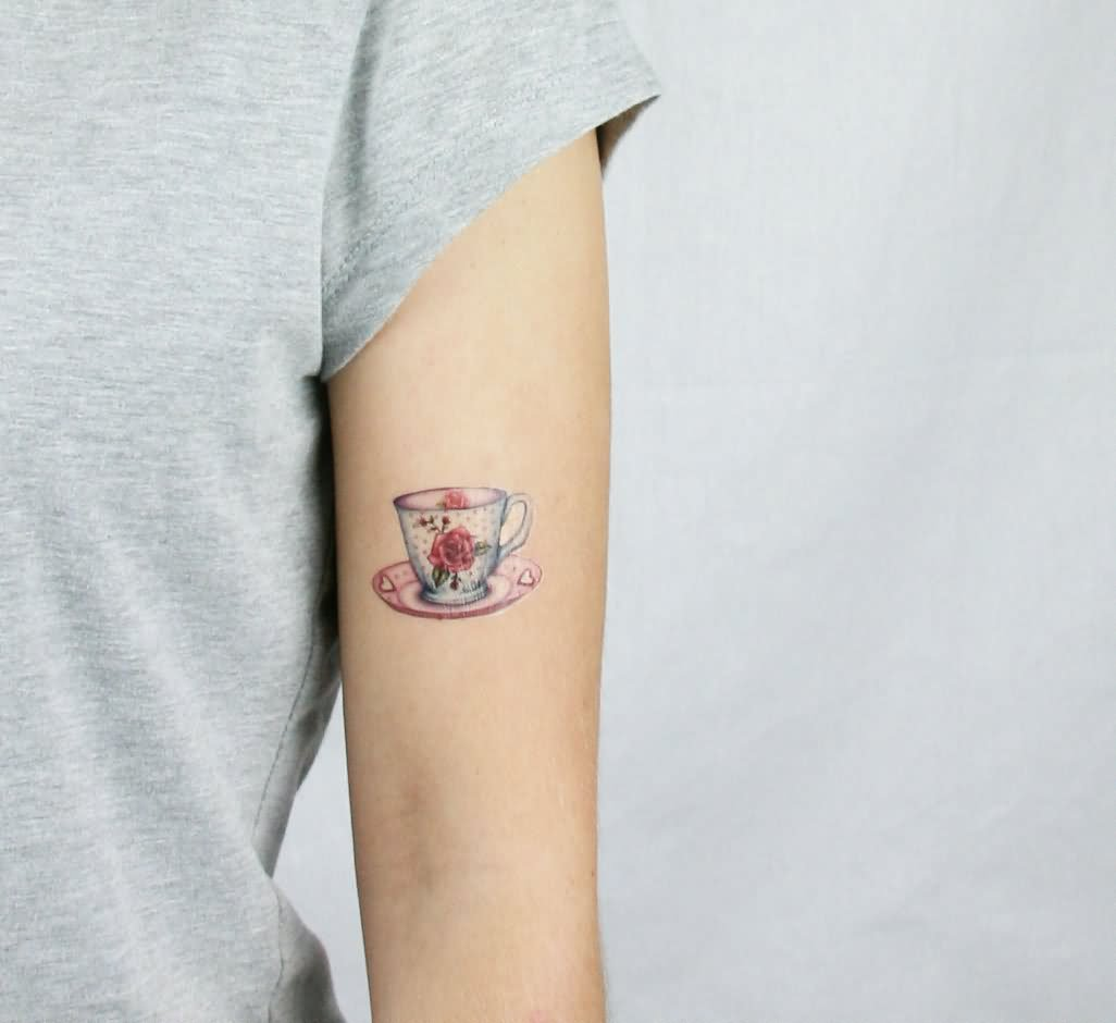 50+ Unique Teacup Tattoos