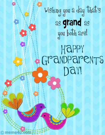 Best Grandparents Day Wish Pictures And Images