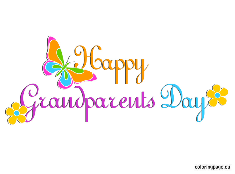 Calendar Clip Art Grandparents Day – Clipart Download