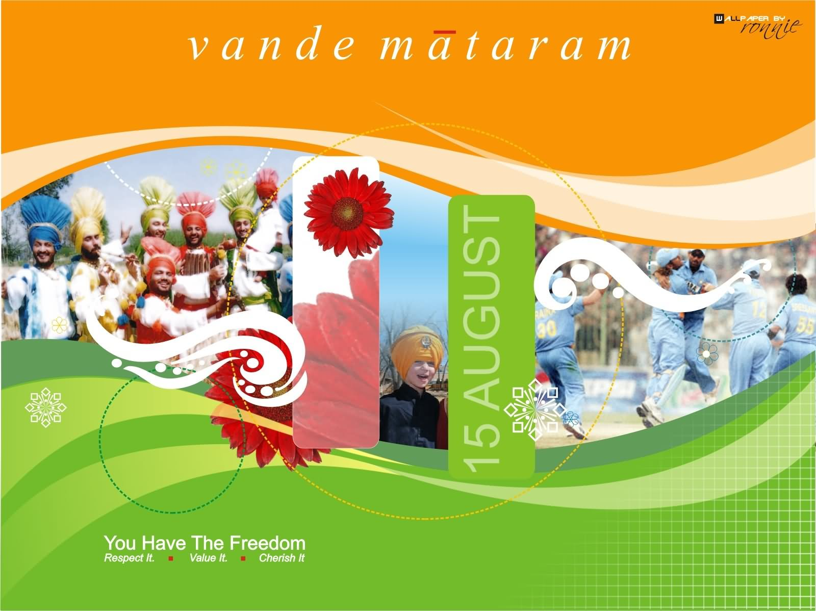 35 Most Beautiful Happy Independence Day 2016 Greeting Card Pictures