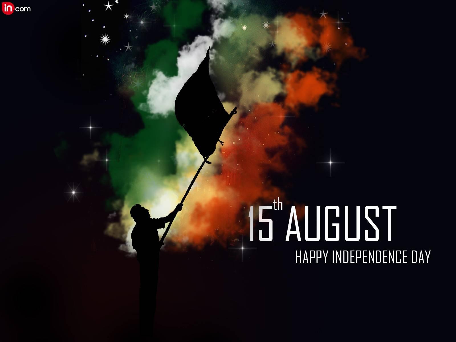 independence day 15 august भारत में 'स्वतंत्रता दिवस' 15 अगस्त को मनाया जाता है। 15 अगस्त.