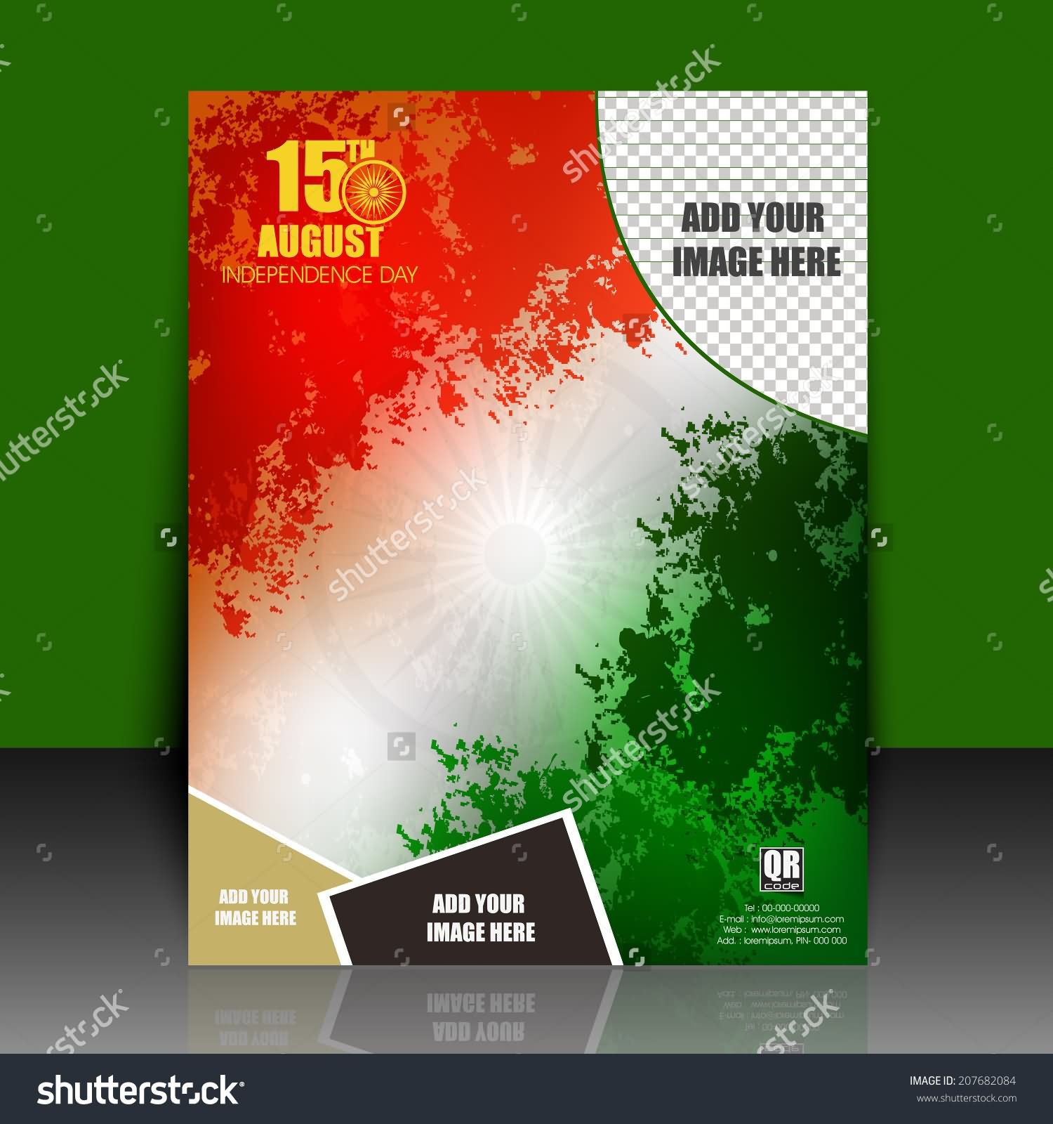 Card Making Ideas Independence Day Part - 47: 15th August Independence Day Greeting Card