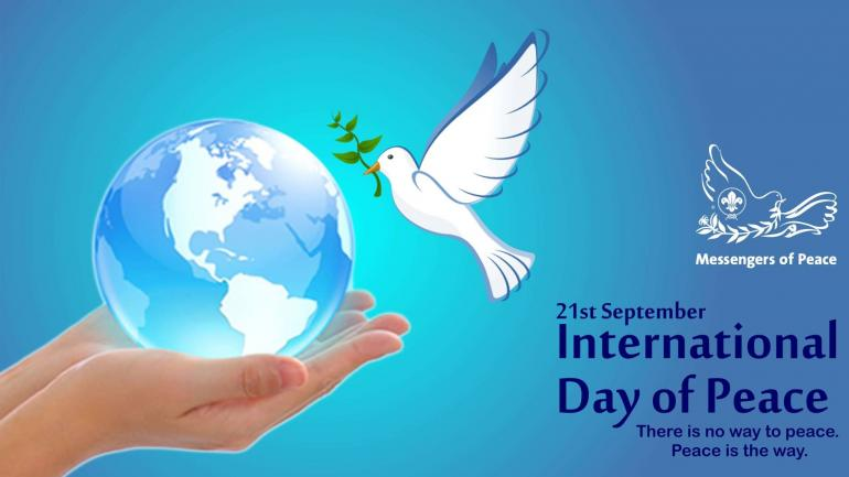 Image result for peace day