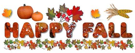 First Day of Autumn Clip Art – Cliparts