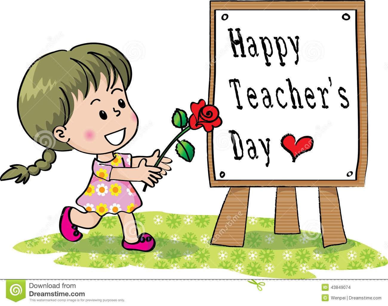 girl teacher clipart - photo #17
