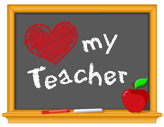 clipart for teachers day - photo #38