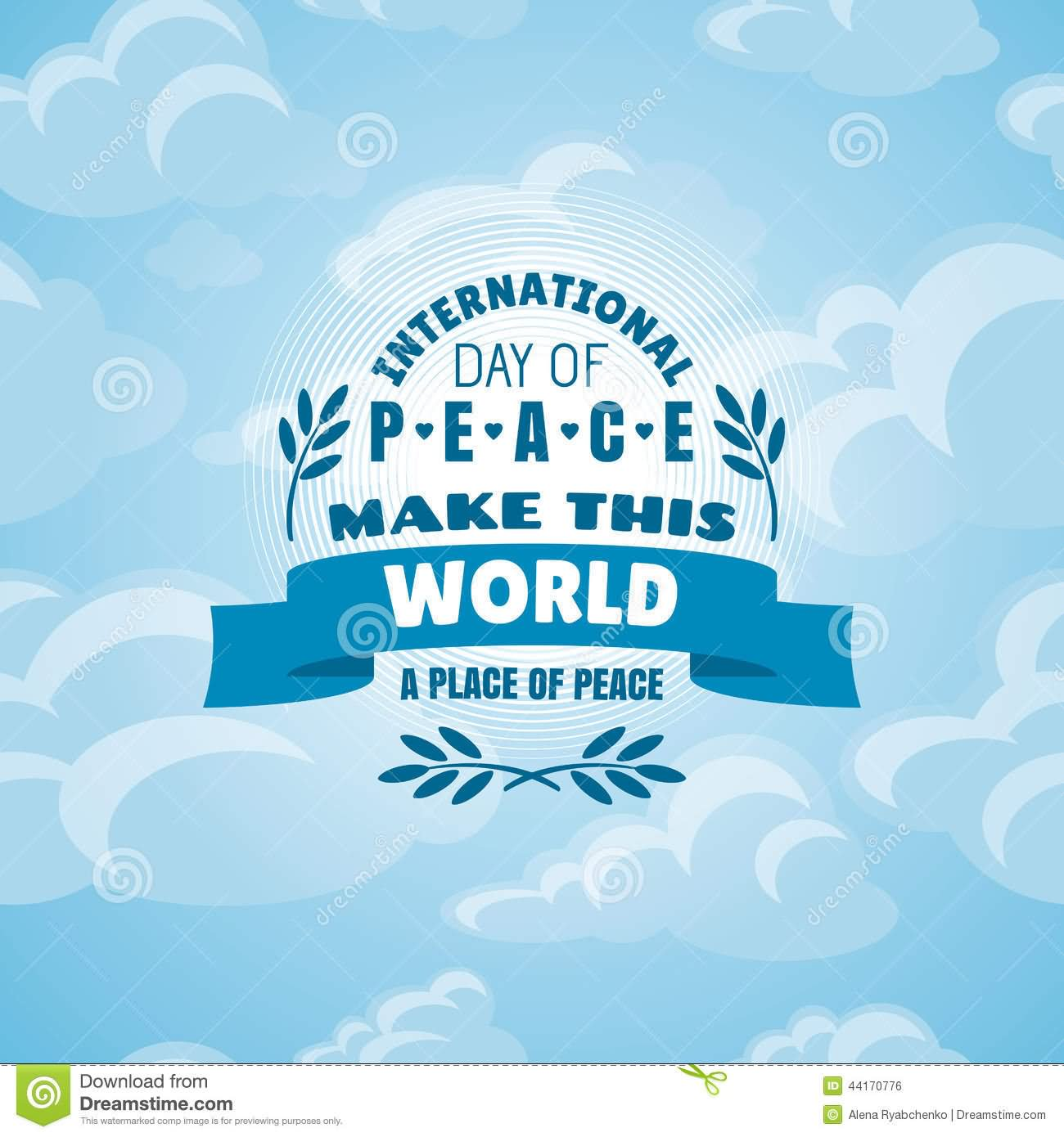 Congratulations on World Peace Day (World Prayer Day for Peace) 82