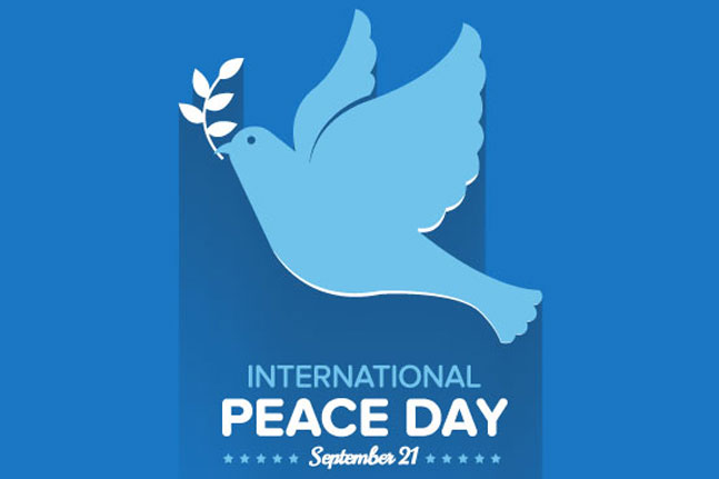 Image result for Images for International Peace Day