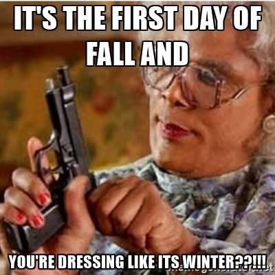 Its The First Day Of Fall Meme Picture 23 happy first day of fall 2016 greeting pictures