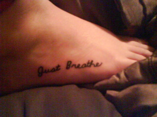 37 awesome breathe tattoos
