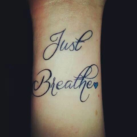 37 awesome breathe tattoos