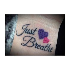 4 Breathe Tattoos Designs
